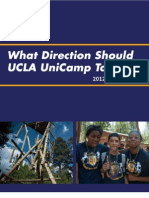UCLA UniCamp 2012 Annual Report