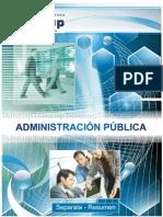Separata Administración Pública