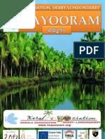 Kerala Association Derry/Londonderry Magazine 2012-2013