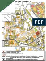 Utah Science Olympiad 2013 Map