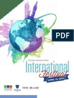 2013 TSCI Int Festival Program