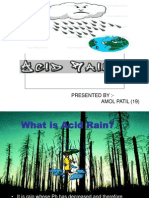 Acid Rain File AMOL
