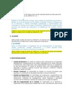 Procedimiento Quejas y Reclamos (Propuesta)