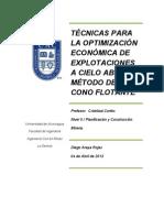 04 Trabajo de Planificación Minera - Cono Flotante - DAR - Rev A.pdf