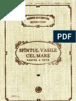 Vasile Cel Mare - Scrieri II