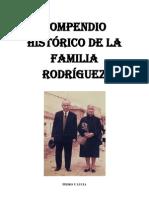 COMPENDIO HISTóRICO DE LA FAMILIA parte 1