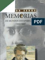Memorias de Mundos Desaparecidos