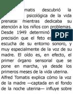 9 Meses en El Paraiso - 1023 Alfred Tomatis