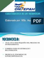 Caracteristicas de Los Microciclos[1]