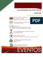 Calendario Mexicano