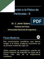 Introducción A La Fisica De Particulas