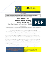Alberta Disability Workers Association - E-Bulletin for April 5th, 2013