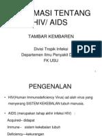 Informasi Tentang HIV-AIDS