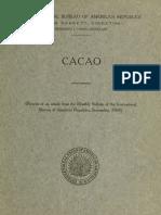 Cacao 1909