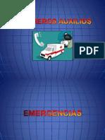 primeros auxilios 2012