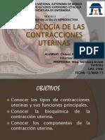 Expo Fisiologia de La Contraccion. Mmmmla Buena