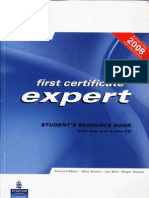 First Certificate Expert - Students Resource Book with key New 2008.pdf
