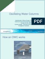 11 Oscillating Water Column