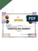 Diploma Concurs-Anexa 7