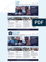 ECIR Website Phase II