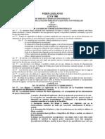 Ley 868 Del 81 de Dibujos y Modelos Industriales