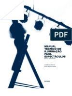 Manual técnico de iluminação para espetáculos