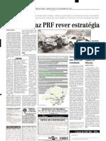 2001.12.27 - Riscos Nas Estradas Federais - Estado de Minas