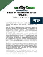 Bordieu, Pierre - Repensar El Movimiento Social