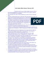 Unemployment Summary MK Feb 13