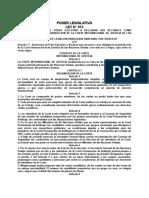 Ley 913 Del 96 Corte Internacional de Justicia de Las Nnuu