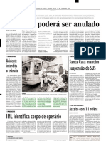 2001.07.24 - Três mortes na BR-381 - Estado de Minas