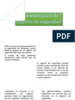 Registros de Seguridad