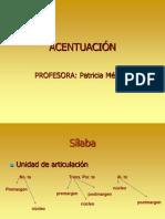 REGLAS DE TILDACIÓN