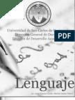 Lenguaje 1era y 2da Parte Universidad de San Carlos