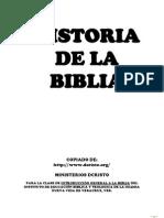Historia de La Biblia (Completa)