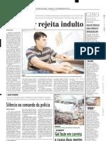 2001.11.17 - Gol Bate Em Carreta e Causa Duas Mortes - Estado de Minas