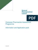 International Information Pack Mar 2012