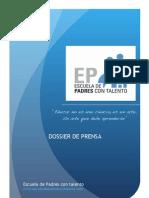 EPtalento Dossier Prensa