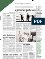2001.11.28 - MOTORISTA MORRE EM BATIDA NA FERNÃO DIAS - Estado de Minas