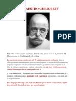 Henry Tracol - El Maestro Gurdjieff-2