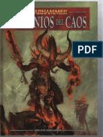 Demonios del Caos - 8ª Edición (Español) - OCR.pdf