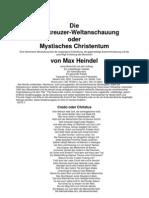 Heindel, Max - Die Rosenkreuzer-Weltanschauung oder Mystisches Christentum - PDF - 216 S..pdf