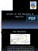 The Growth of the Mandible