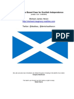 An Evidence Based Case for Scottish Independence