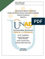 Telematica 2013 I Unidad1