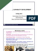 Transforming the Maritime Domain