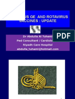 Rotavirus GE AND RV Vaccine PPT