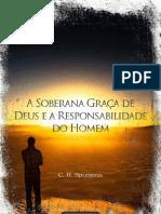 eBook Soberania Deus Responsabilidade Homem Spurgeon