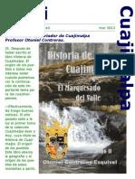 Noti Cuajimalpa de Marzo 2013