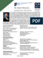 W Grant Norling Quals